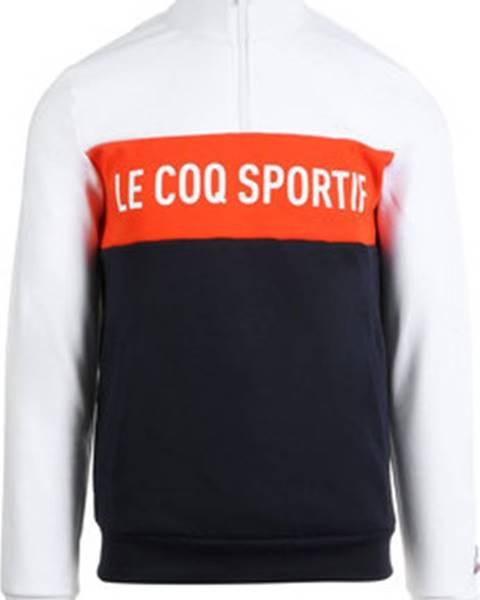 Modrá mikina Le Coq Sportif