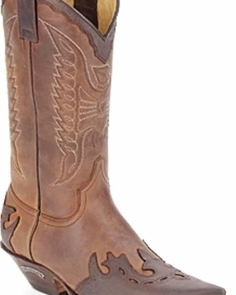 Kozačky Sendra boots