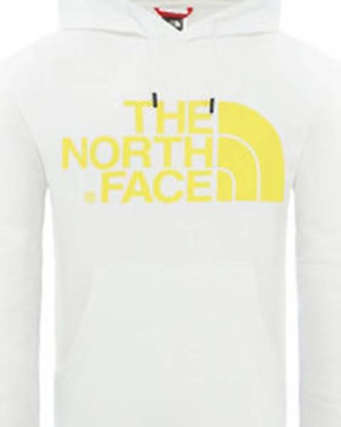 Bílá mikina The North Face