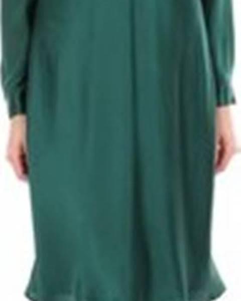 Zelené šaty Weill