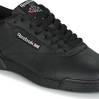 Reebok Classic Tenisky EXOFIT LO CLEAN LOGO INT Černá