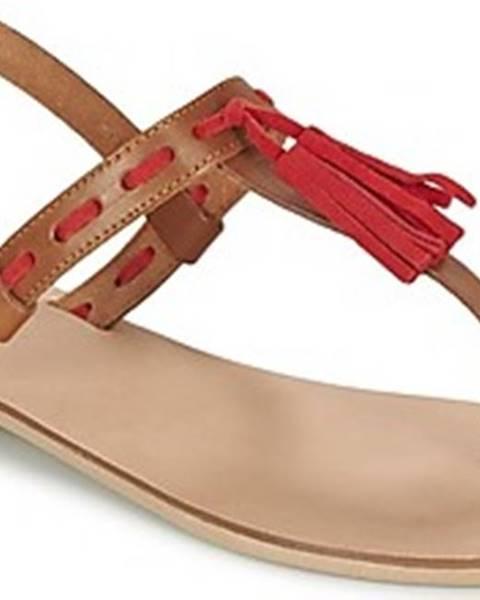 Hnědé sandály Betty London