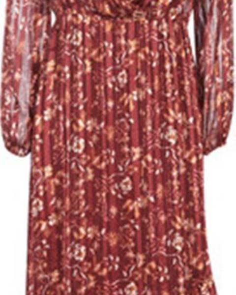 Červené šaty Cream