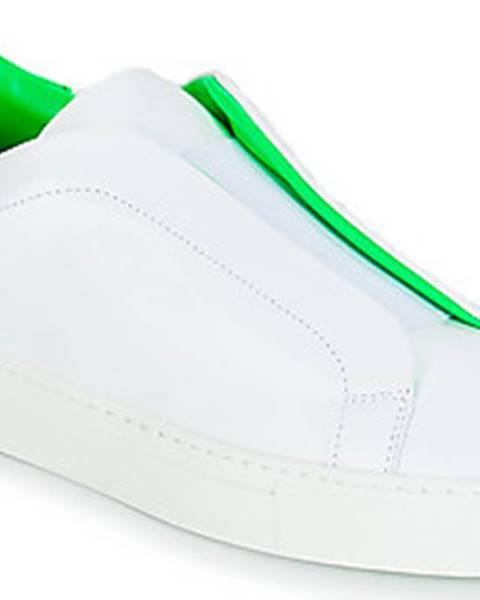 Bílé tenisky KLOM