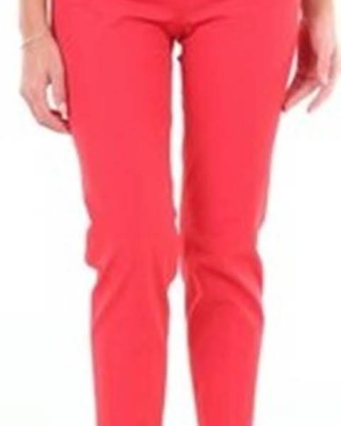 Červené kalhoty Pt Torino