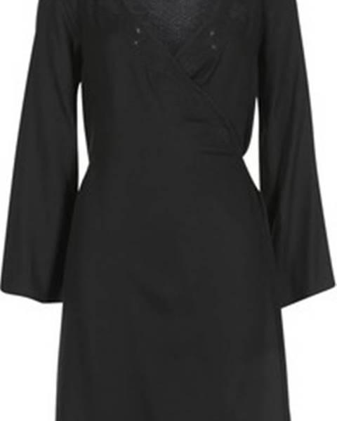 Černé šaty roxy