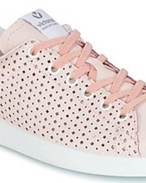 Růžové tenisky Victoria