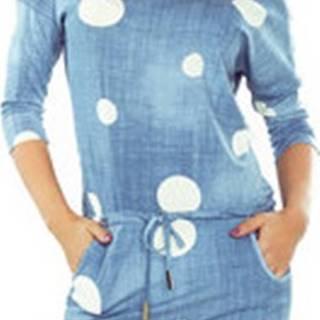 Numoco Krátké šaty Dámské šaty 13-74 ruznobarevne