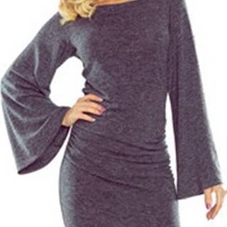 Numoco Krátké šaty Dámské šaty 185-1 ruznobarevne