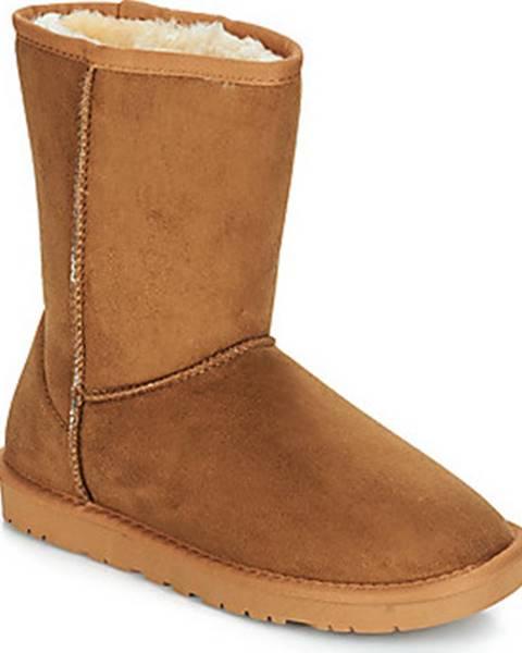 Hnědé boty Kaleo