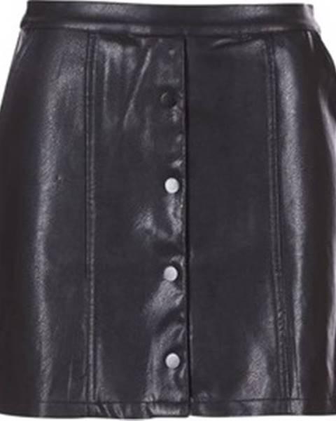 Černá sukně Moony Mood