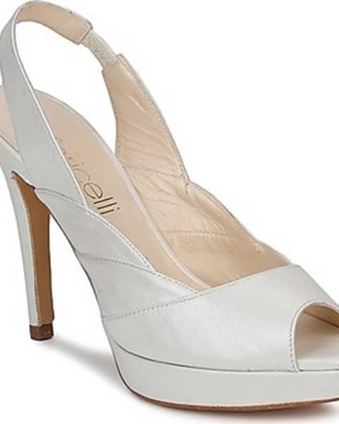Bílé sandály Fericelli