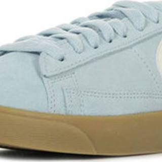 Nike Tenisky Wn's Blazer Low Sd Modrá
