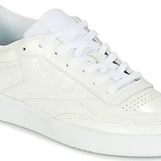 Reebok Classic Tenisky CLUB C 85 PATENT Bílá