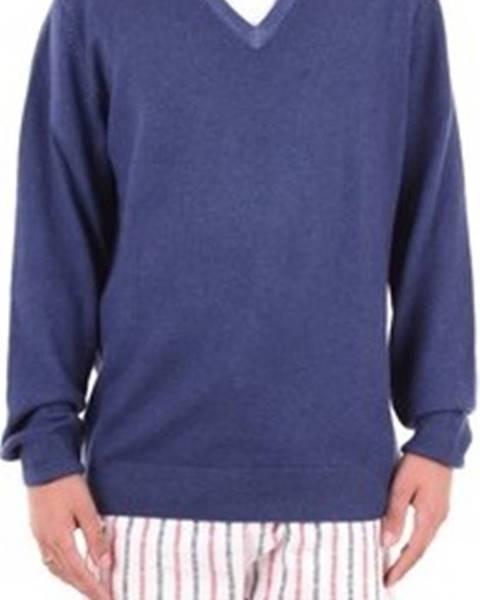 Modrý svetr Angelo Marino