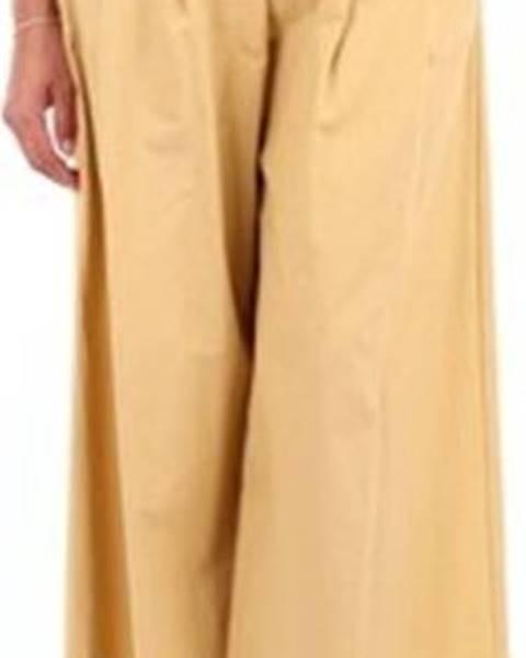 Žluté kalhoty Maliparmi