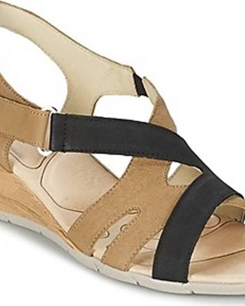 Béžové sandály Rondinaud