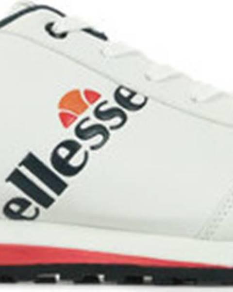 Bílé tenisky Ellesse