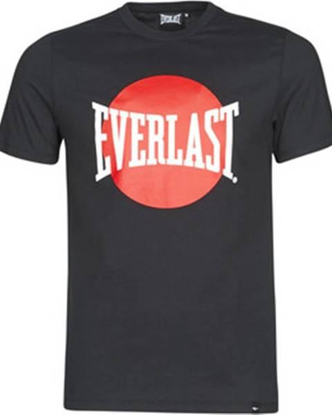 Černé tričko Everlast