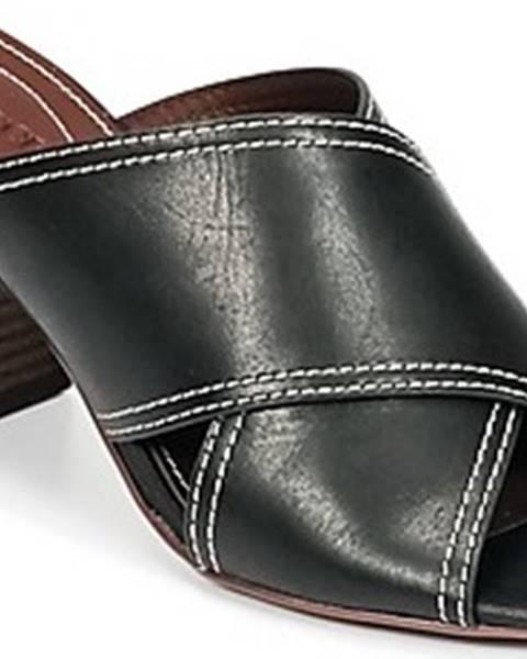 Černé pantofle See By Chloe