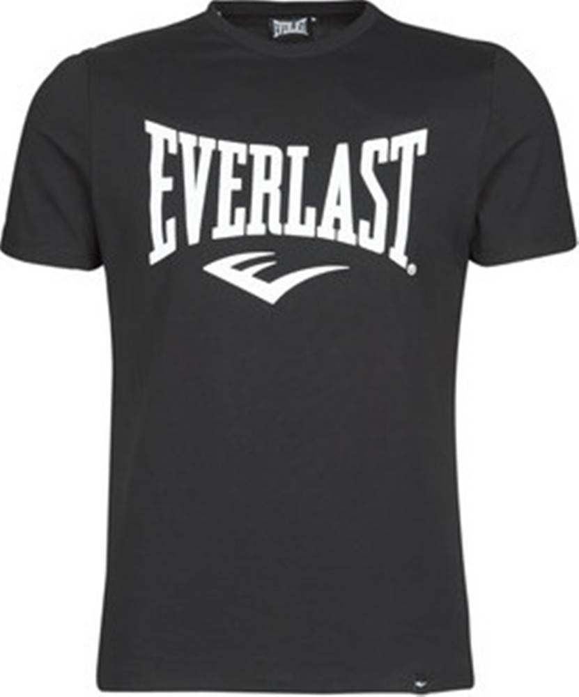 Everlast Everlast Trička s krátkým rukávem EVL LOUIS SS TS Černá