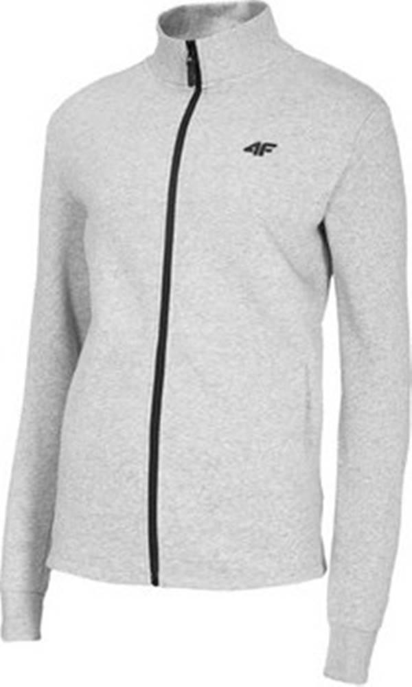 4F 4F Mikiny Men's Sweatshirt NOSH4-BLM003-27M ruznobarevne