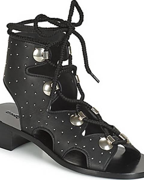 Černé sandály See By Chloe