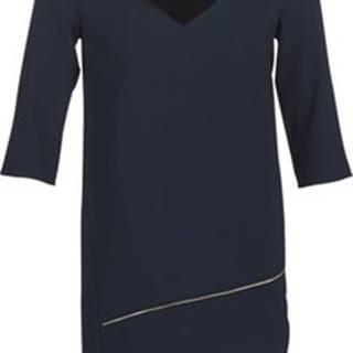 Ikks Krátké šaty BN30305-49 Modrá
