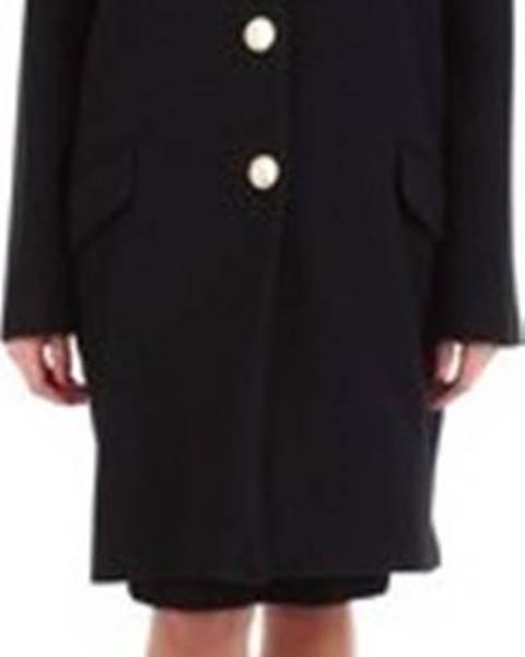 Černá bunda Moschino