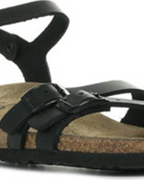 Černé sandály Papillio