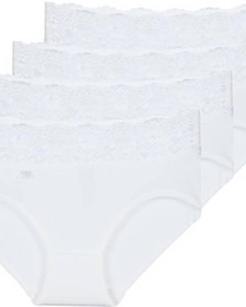 Bílé spodní prádlo sloggi