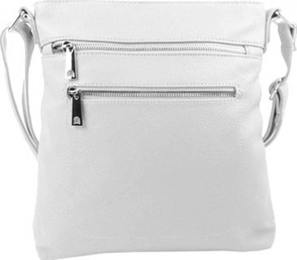 Mahel Mahel Malé kabelky Bílá crossbody dámská kabelka 336-MH ruznobarevne