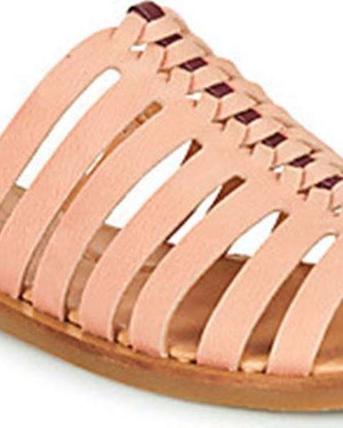 Pantofle EL NATURALISTA