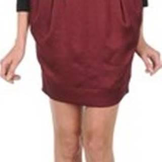 Lola Krátké sukně JOVI ESTATE Fialová