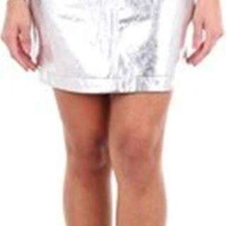 Philosophy Krátké sukně 01157141 Stříbrná