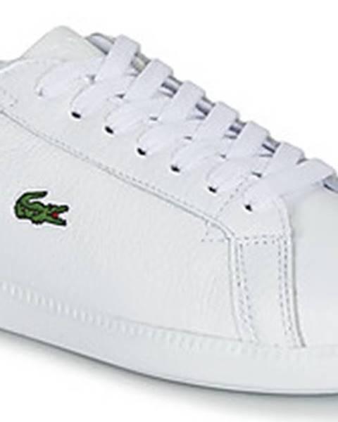 Bílé tenisky lacoste