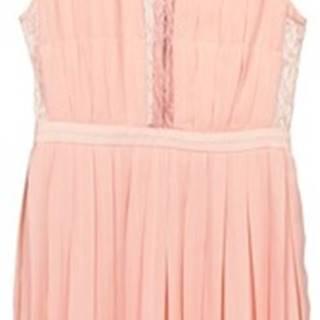 BCBGeneration Krátké šaty MELANI Růžová