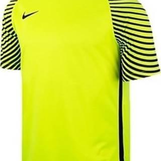Nike Trička s krátkým rukávem Gardien GK Jersey Žlutá