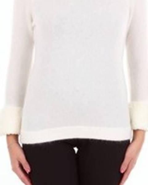 Béžový svetr Blumarine