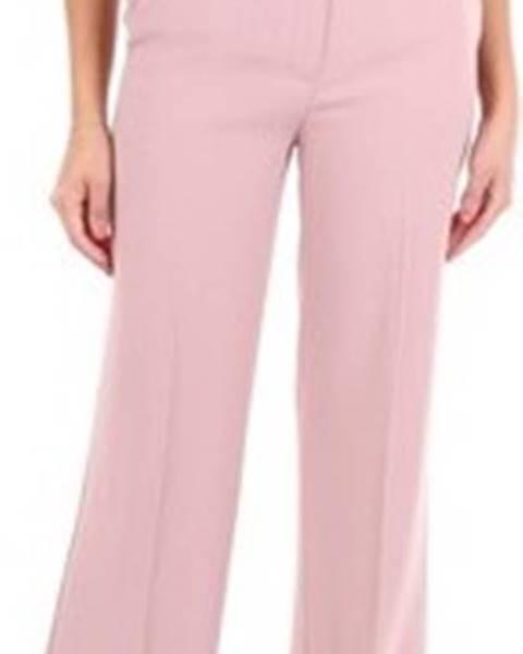 Růžové kalhoty Les Copains