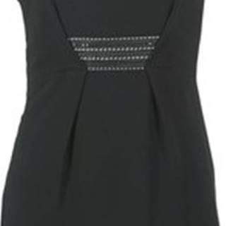 Betty London Krátké šaty FAGINA Černá