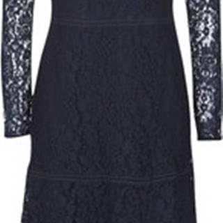 Lauren Ralph Lauren Krátké šaty BLAIR Modrá