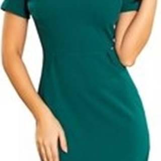 Numoco Krátké šaty Dámské šaty 150-4 ruznobarevne
