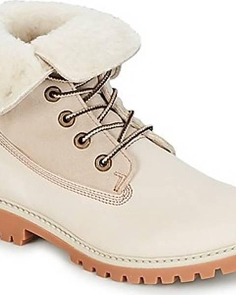 Bílé boty LUMBERJACK