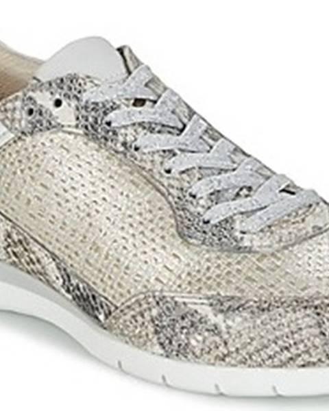 Stříbrné tenisky Mjus