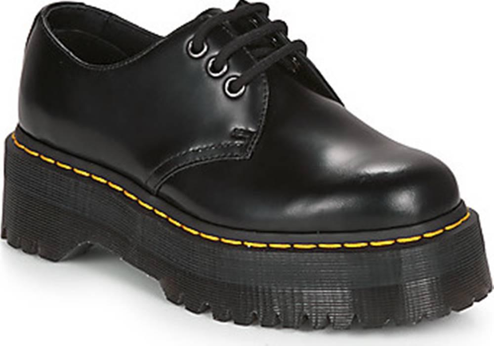 Dr Martens Dr Martens Kotníkové boty 1461 QUAD Černá