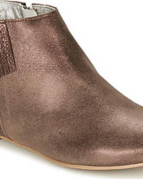 Hnědé boty Ippon Vintage
