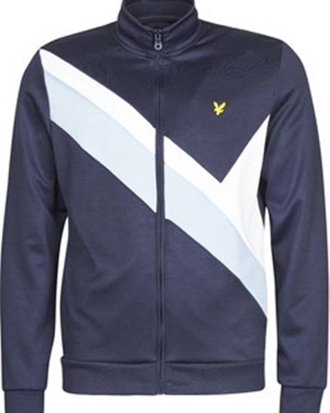 Modrá bunda Lyle & Scott
