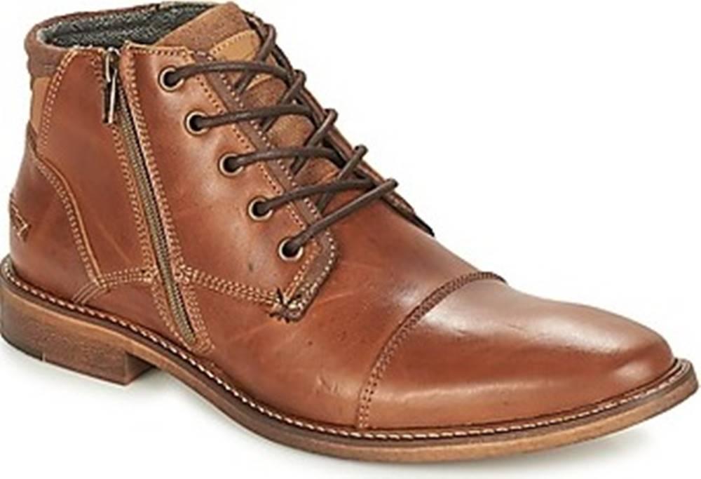 Bullboxer Kotníkové boty BE...