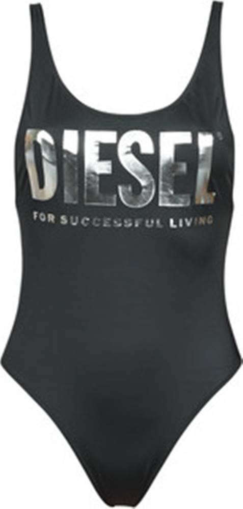 Diesel Diesel jednodílné plavky LIA Černá